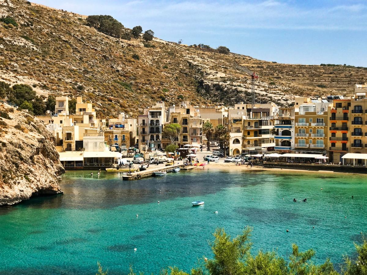 Malta pagará até R$ 1.350 para turistas vacinados visitarem as ilhas do país