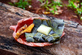 Chef indígena compartilha sabores e saberes de sua culinária