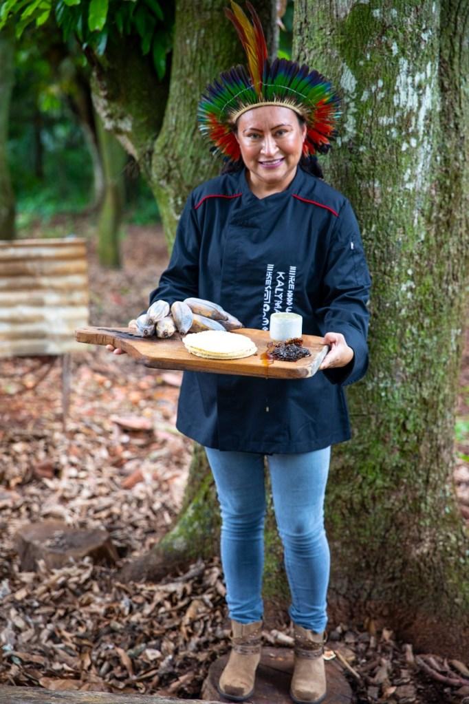 Chef Kalymaracaya (Foto: Luna Garcia)