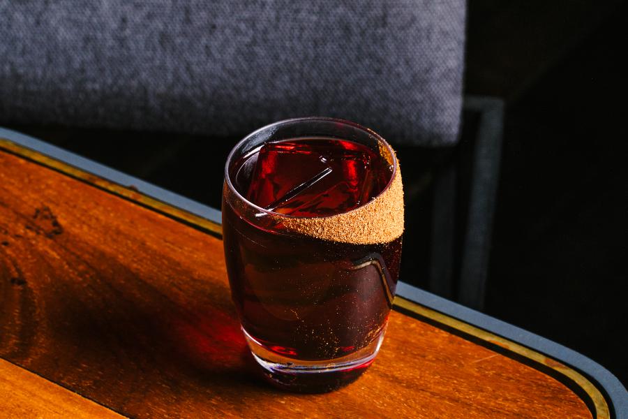 Foto do drink acai do SubAstor, em Sao Paulo