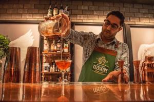 Onde os bartenders bebem? Com Ricardo Barrero, brand ambassador London Essence
