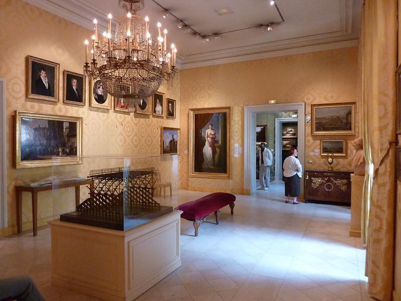 Interior do Museu Carnavalet