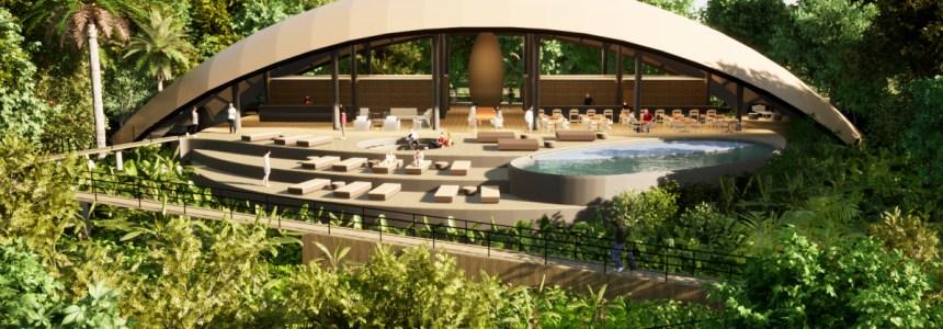 Hotel sustentável na Amazônia é destaque na Bienal de Arquitetura de Veneza