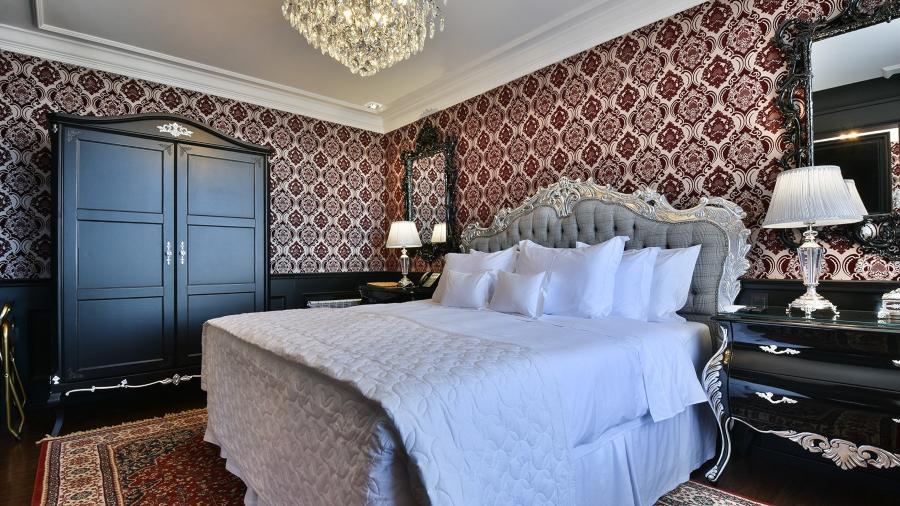 Suite imperiale di 42 m2 a Collin de France