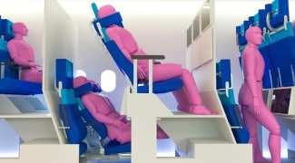 Cabines de dois andares podem ser o futuro dos voos comerciais