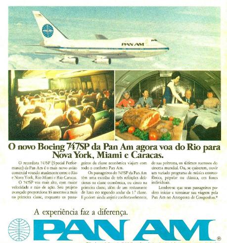 pan am 747 propaganda