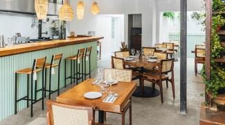 Restaurante Naia abre em São Paulo e coloca à mesa peixes e frutos do mar