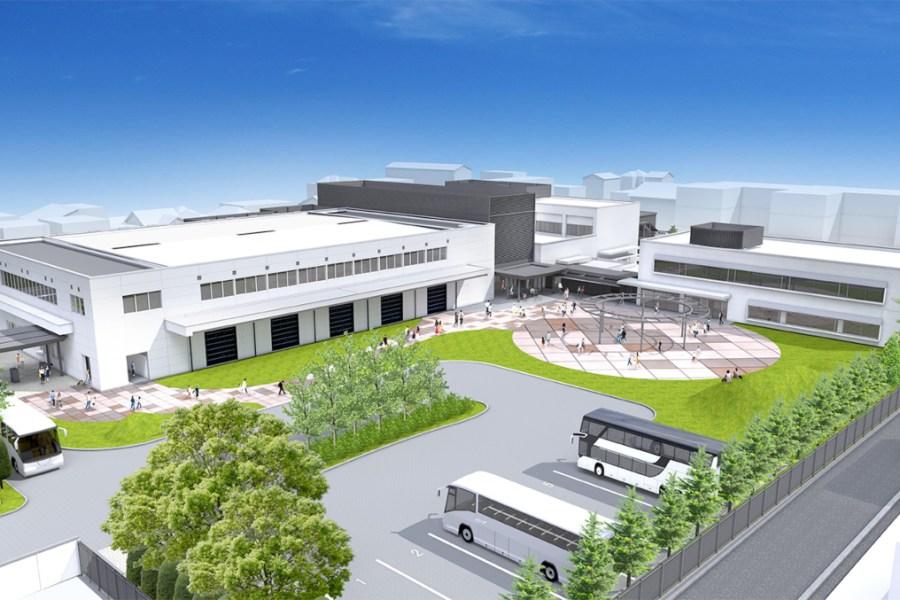 Fábrica da Nintendo que será transformada em museu no Japão