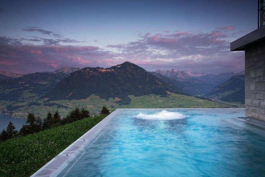 Hotel Villa Honegg spa