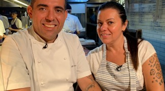 Do sítio à mesa: casal Rueda saúda alimentos brasileiros em sua premiada culinária