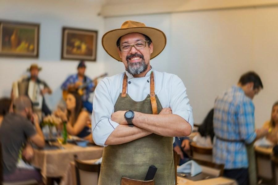 Chef Sylvio Trujillo