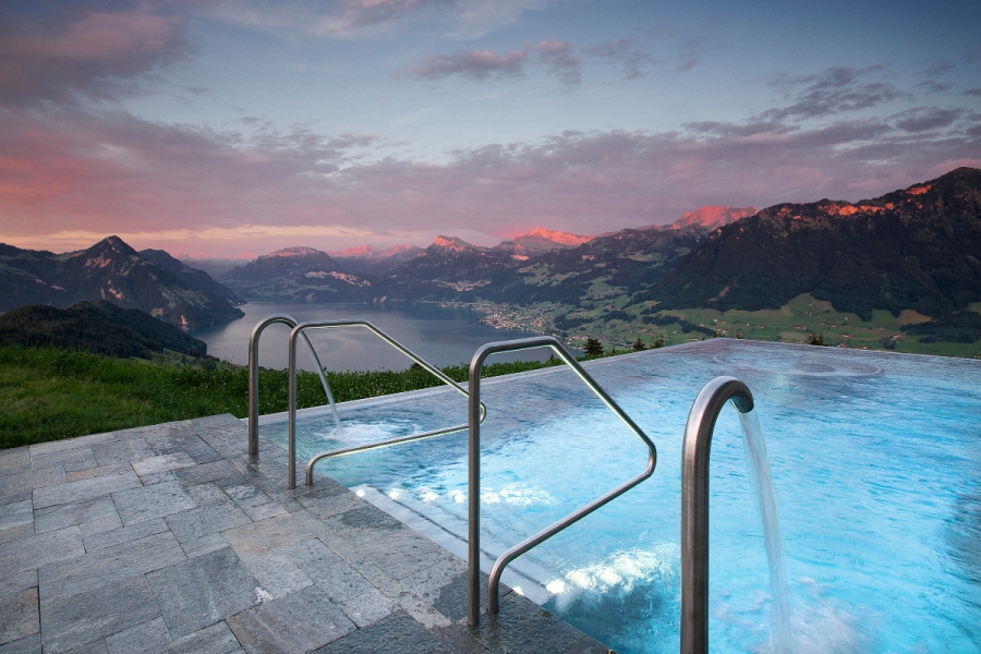 Vila Honegg Suíça Spa