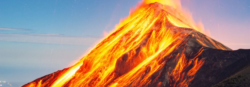 O incrível turismo vulcânico da Guatemala pelas lentes de um fotógrafo local