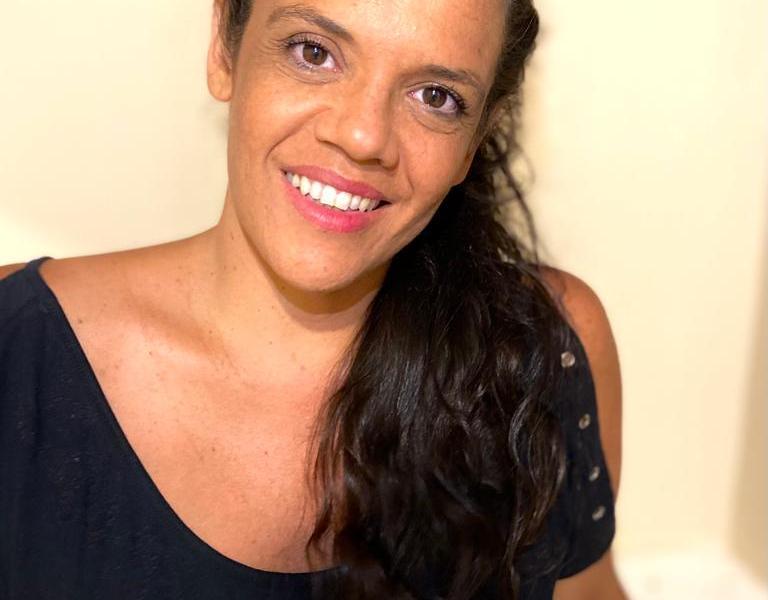 Ana Jubur, do Mesa da Ana, em Fernando de Noronha