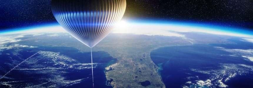 Viagem de balão para a beira do espaço pode custar mais de R$ 390 mil