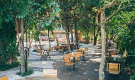 Mais de 20 restaurantes em SP com espaço aberto