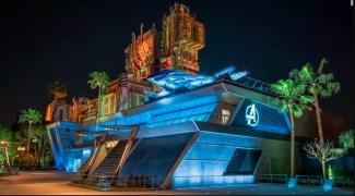 Disney inaugura área inédita dos Vingadores em parque da Califórnia