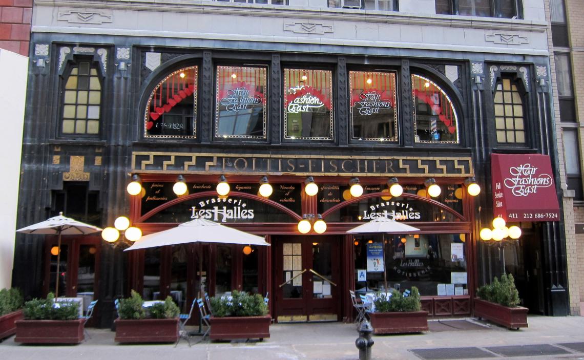 Brasserie Les Halles em Nova York
