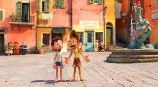 A Riviera Italiana de 'Luca', animação da Disney ambientada numa charmosa cidadezinha à beira-mar