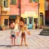 A Riviera Italiana de 'Luca', nova animação da Disney