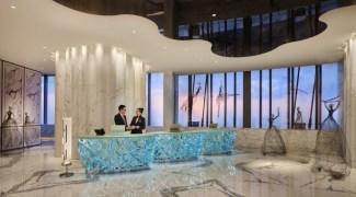 Em uma altura de 128 andares, hotel mais alto do mundo é inaugurado em Xangai