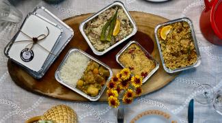Receitas de avós de renomados chefs são atrativos de novo delivery