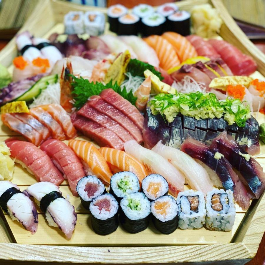 Combinado do Sushi Kenzo