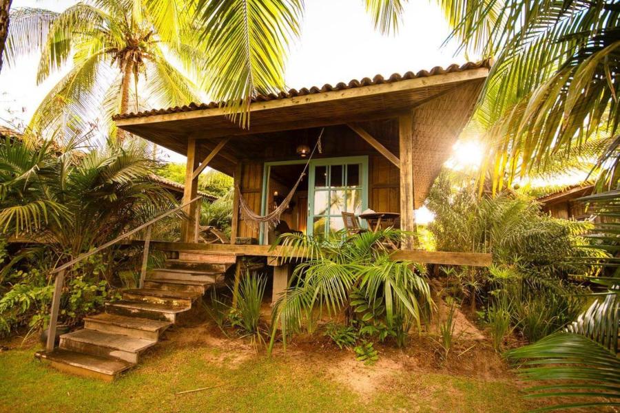 Bangalô da Casa dos Arandis