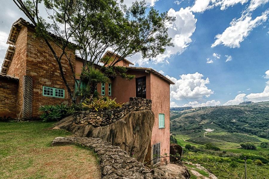 Hospedaria Casa da Pedra, em Espírito Santo do Pinhal