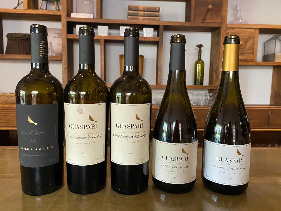 Vinhos da Guaspari