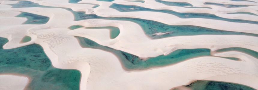 Conheça os Lençóis Maranhenses, maior campo de dunas da América do Sul