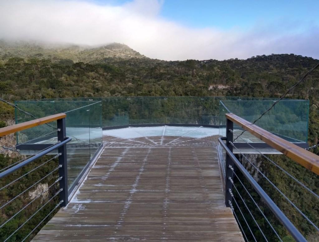 Mirante Cachoeira Papuã
