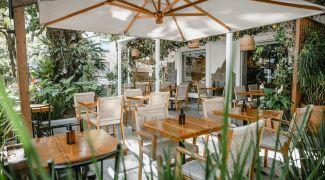 10 restaurantes com áreas abertas no Rio de Janeiro