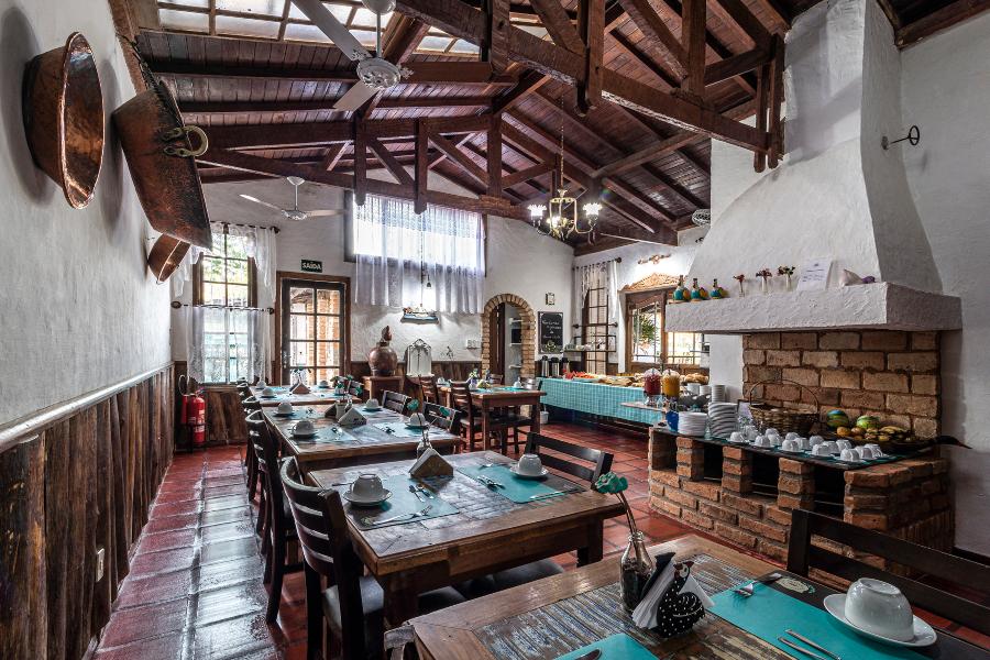 Restaurante Famiglia Barthô em Espírito Santo do Pinhal