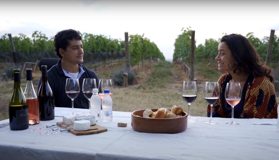 Degustação Daniela Filomeno Terra Nossa Vinhos