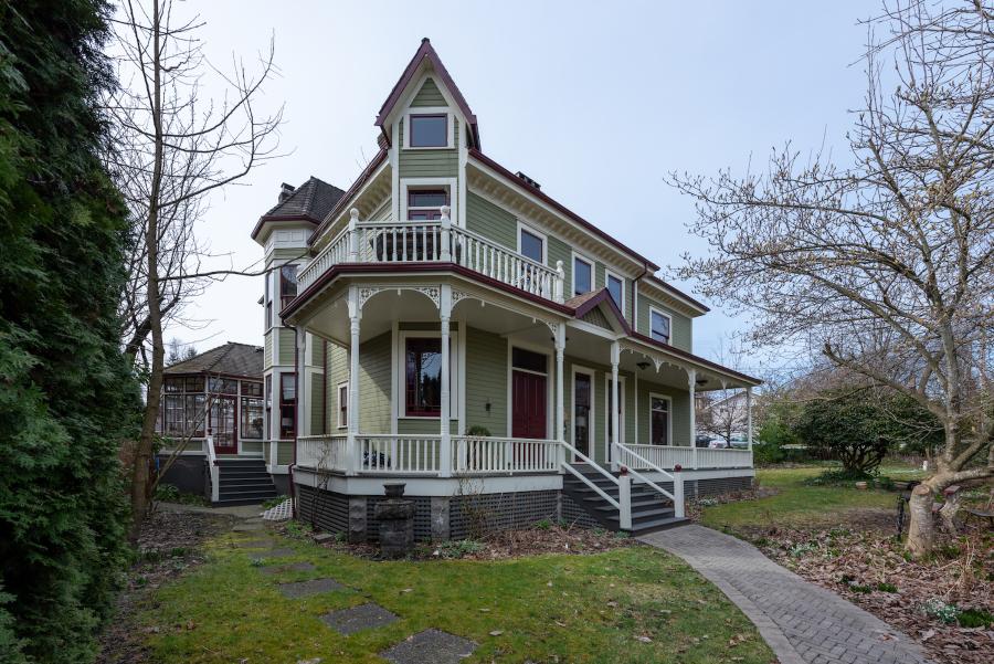 Casa em New Westminster, no Canadá, cenário para Virgin River