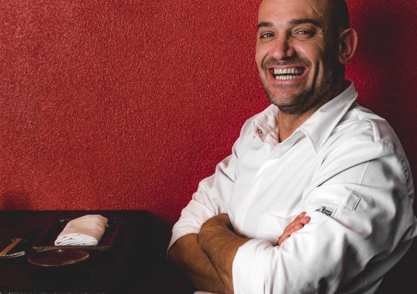 Chef Gerard Barberan