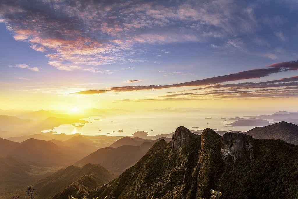 Pedra da Macela Parque Nacional da Serra da Bocaina