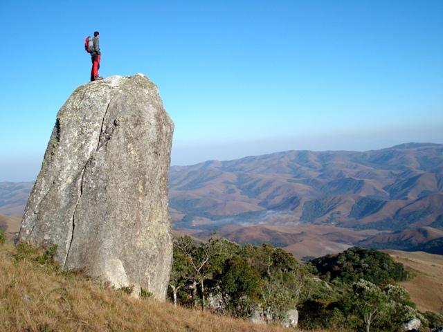 Pico do Tira o Chapeu no Parque Nacional da Serra da Bocaina