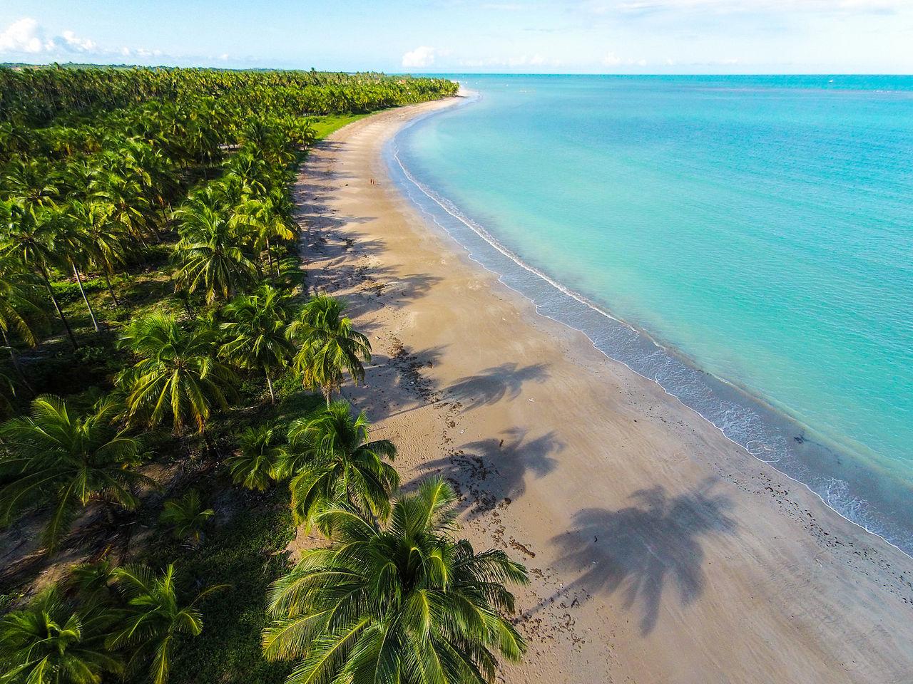 praia de ipioca maceió