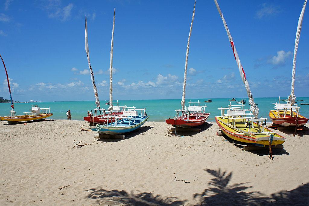 praia Pajuçara maceió