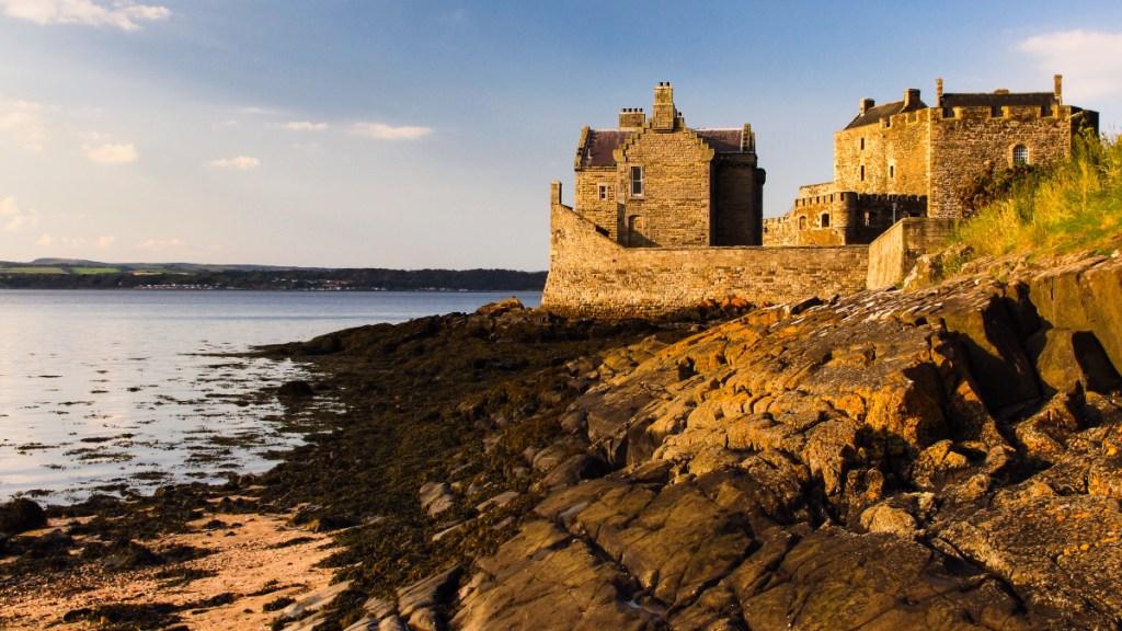 Castelo Blackness, Escocia