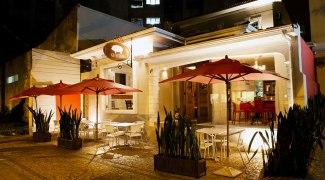 Restaurantes com áreas abertas em Belo Horizonte
