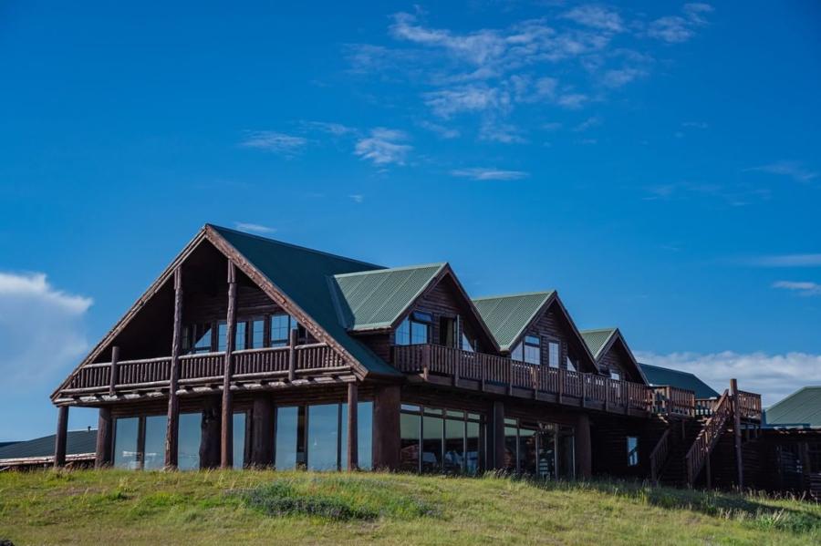 Hotel Ranga - islandia