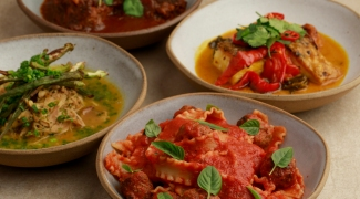 Tujuína, do chef Ivan Ralson, oferece menu executivo e novidades para compartilhar