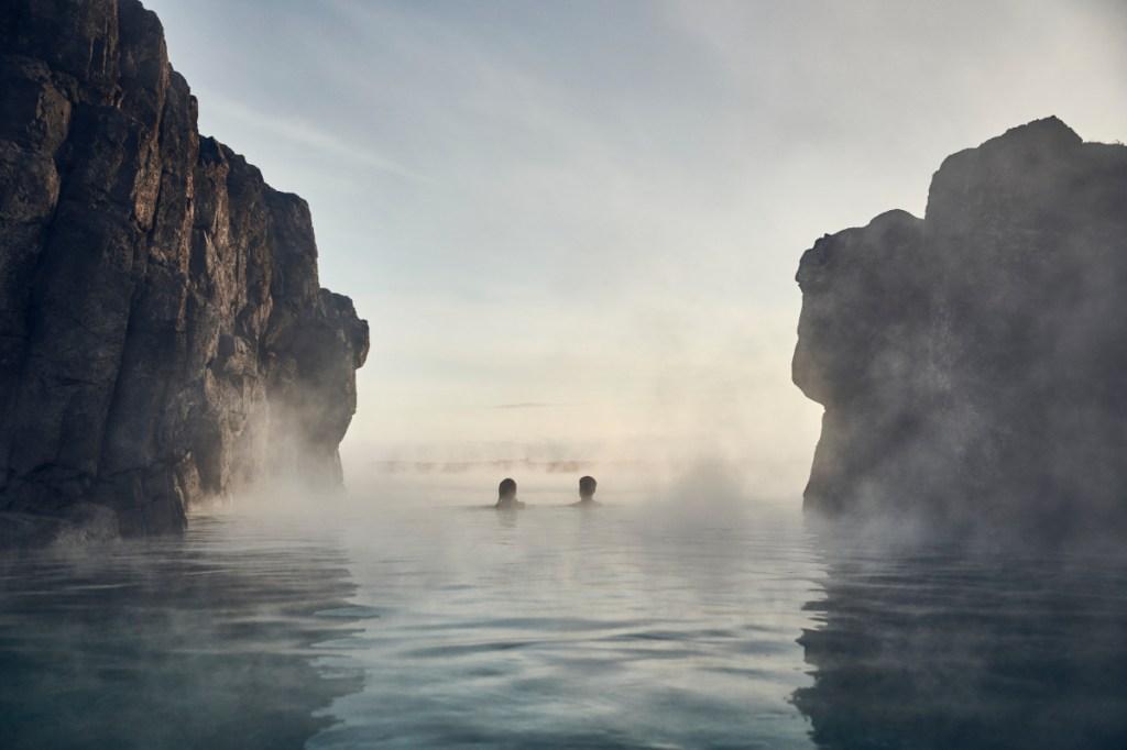 Sky Lagoon Islandia