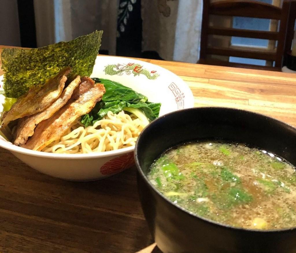 Tsukemen do Kinboshi