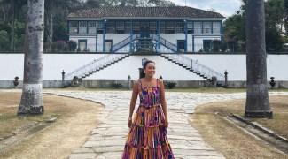 Fazenda no Vale do Paraíba fluminense une tradição do café com os luxos do século XIX