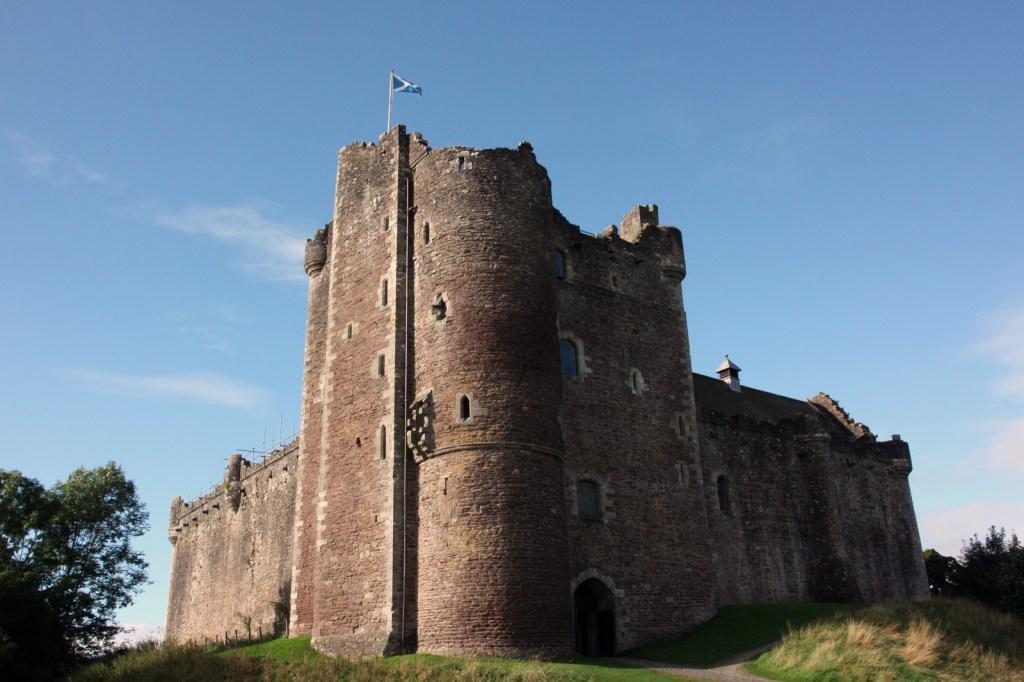 Castelo de Doune, Escocia