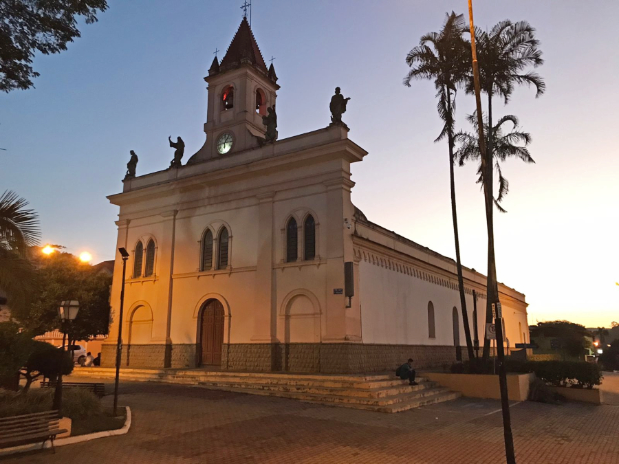 igreja matriz jarinu
